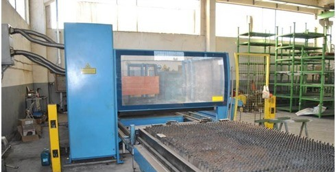 Laser Cutting Machine Prima - PRIMA INDUSTRIE PLATINO 1530 photo on Industry-Pilot