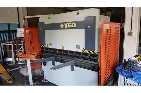 Press Brake hydraulic YSD - PPT 50/20 photo on Industry-Pilot