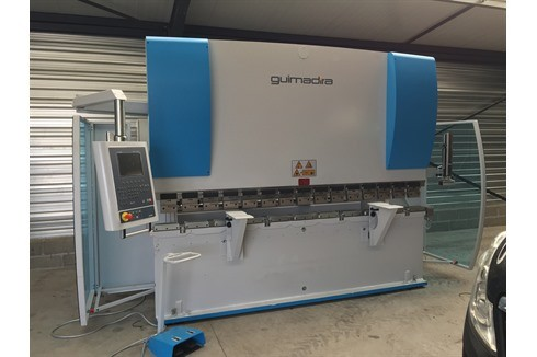 Press Brake hydraulic Adira PM 135 30 PLS t photo on Industry-Pilot