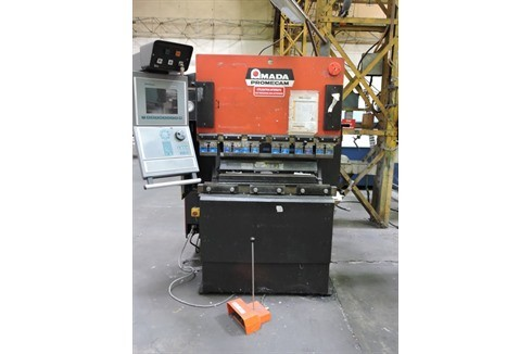 Press Brake hydraulic Amada - ITPS 50-12 photo on Industry-Pilot