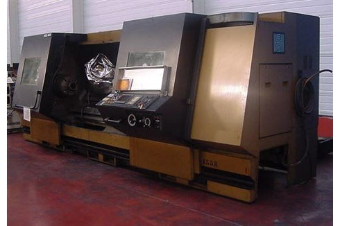 CNC Turning Machine Ernault Somua - 600 N photo on Industry-Pilot