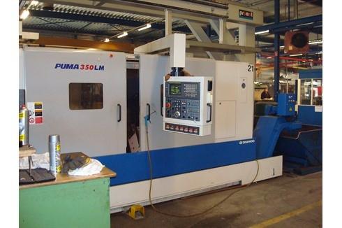 CNC Turning Machine Daewoo - PUMA 350LMS photo on Industry-Pilot