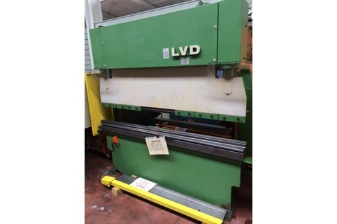Press Brake hydraulic LVD - PPCB 50/2000 photo on Industry-Pilot