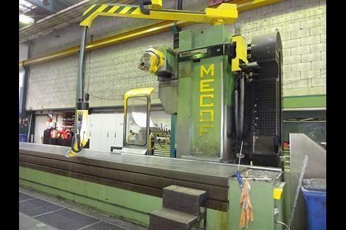Bed Type Milling Machine - Vertical Mecof - CS 140 photo on Industry-Pilot