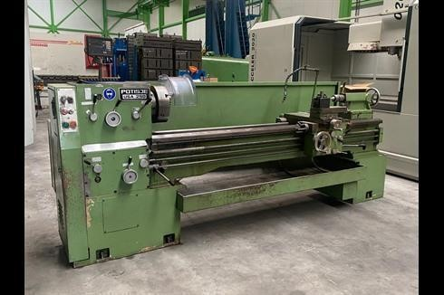 Screw-cutting lathe Potisje - USA 250 photo on Industry-Pilot