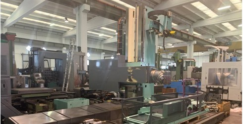 Bed Type Milling Machine - Vertical FPT - SIRIO M40 photo on Industry-Pilot
