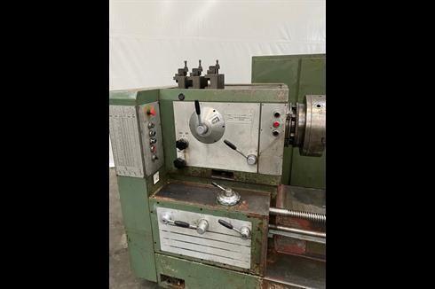 Screw-cutting lathe Poreba - TPK - 80/2M photo on Industry-Pilot
