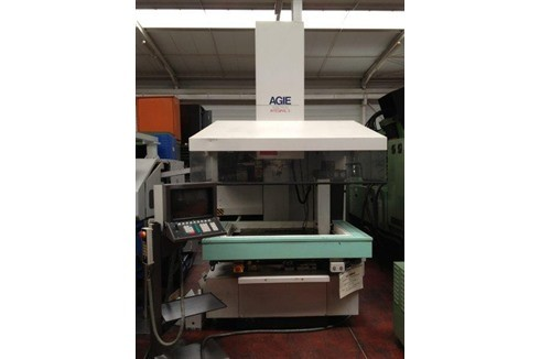 Cavity Sinking EDM Machine Agie - INTEGRAL III photo on Industry-Pilot