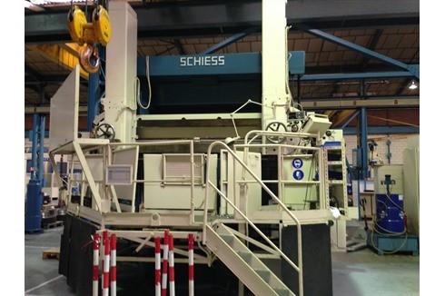 Vertical Turret Lathe - Single Column Schiess - ZKN 250 photo on Industry-Pilot