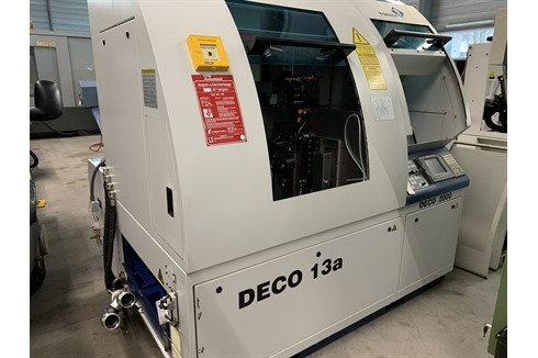 CNC Turning Machine Tornos - DECO 2000-13a photo on Industry-Pilot