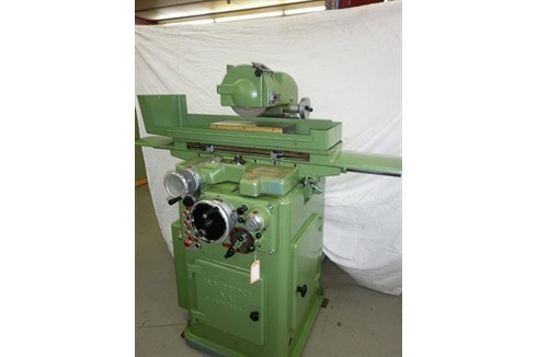 Surface Grinding Machine - Horizontal Tripet - MHP 500 photo on Industry-Pilot