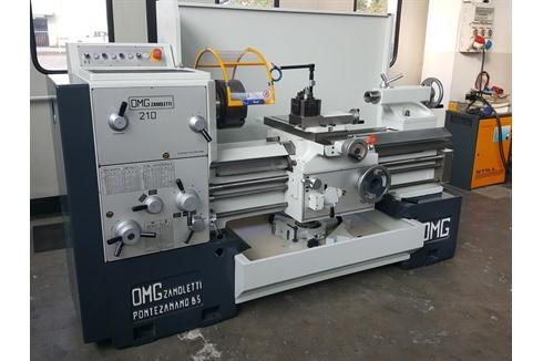 Screw-cutting lathe OMG - 210 photo on Industry-Pilot