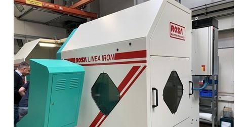 Surface Grinding Machine - Vertical Rosa Ermando - IRON 11.6 CNC photo on Industry-Pilot