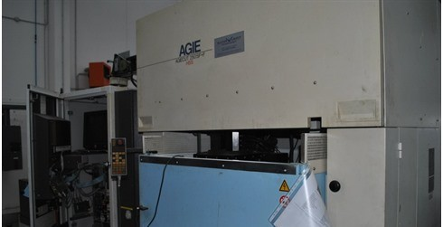 Wire-cutting machine Agie - AGIECUT 250 SF photo on Industry-Pilot