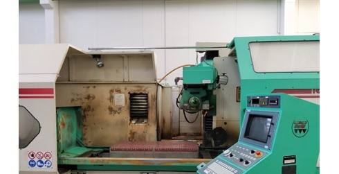 Surface Grinding Machine - Vertical Rosa Ermando - AVION 13.7 photo on Industry-Pilot
