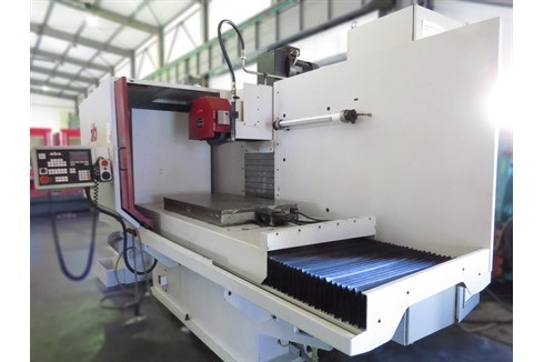 Surface Grinding Machine - Vertical Aba - EL 1006 photo on Industry-Pilot