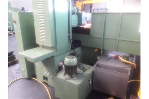 Surface Grinding Machine - Vertical Ger - RS 10/50 photo on Industry-Pilot