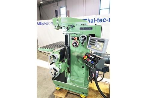 Toolroom Milling Machine - Universal Deckel - FP 2 / Stufenlos photo on Industry-Pilot