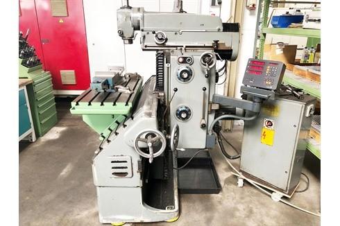 Toolroom Milling Machine - Universal Deckel - FP 3 LB photo on Industry-Pilot