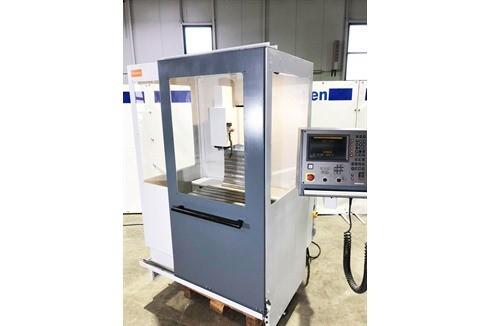 Toolroom Milling Machine - Universal Macmon - M 434 V NC/CNC photo on Industry-Pilot