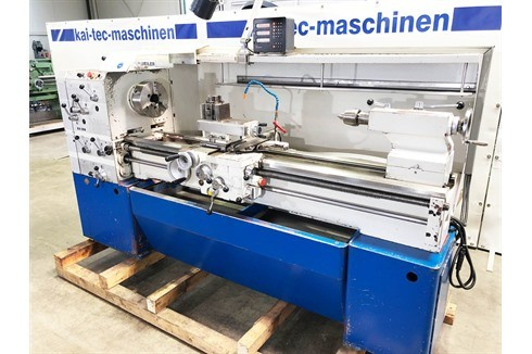 Screw-cutting lathe Weiler - DA 260 x 1500 photo on Industry-Pilot