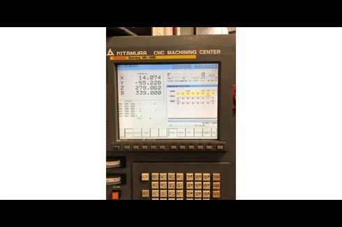 Machining Center - Horizontal Kitamura - HX500ia BT40 photo on Industry-Pilot
