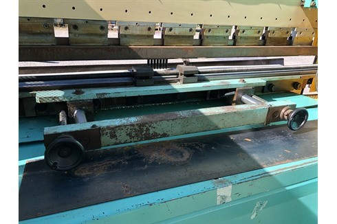 Press Brake hydraulic Promecam - RG 25-20 photo on Industry-Pilot