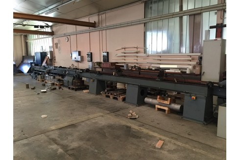 Lapping machine Mauser - Length 6000 mm photo on Industry-Pilot