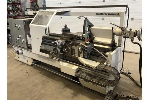 Screw-cutting lathe Muller & Pesant - Hydrogallic 20 photo on Industry-Pilot