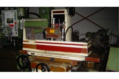 Surface Grinding Machine - Horizontal Chevalier - x photo on Industry-Pilot