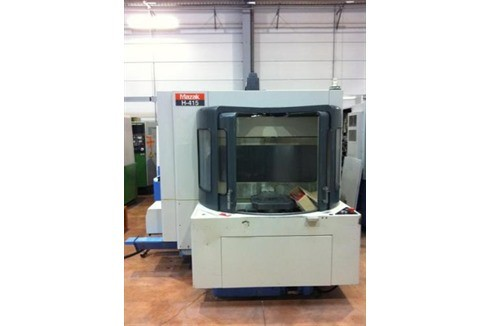 Machining Center - Horizontal Mazak - H415 photo on Industry-Pilot