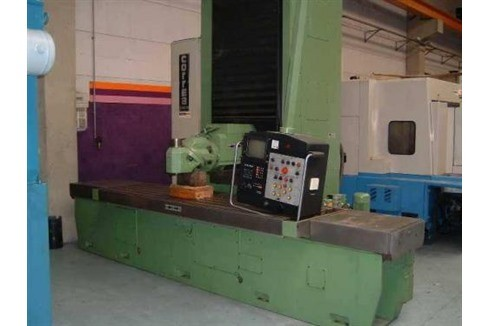 Bed Type Milling Machine - Vertical Correa - A 20/25 photo on Industry-Pilot