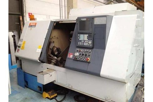 CNC Turning Machine Mazak - SQT 200 MS photo on Industry-Pilot