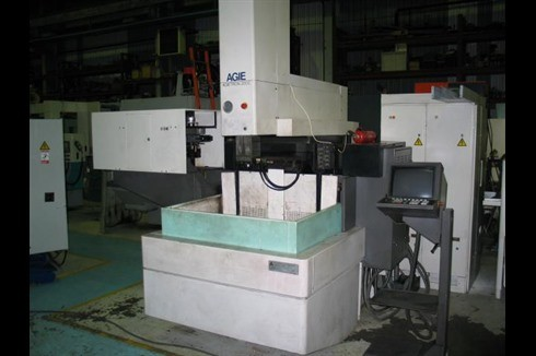 Cavity Sinking EDM Machine Agie - AGIETRON AT200 photo on Industry-Pilot