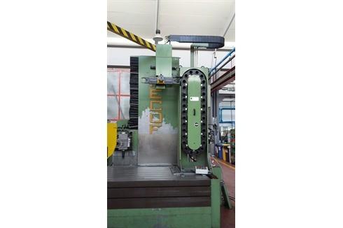 Bed Type Milling Machine - Vertical Mecof - CS NC ECS 4801 photo on Industry-Pilot