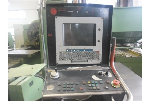Bed Type Milling Machine - Vertical Huron - SXB 833 SELCA 1200 photo on Industry-Pilot
