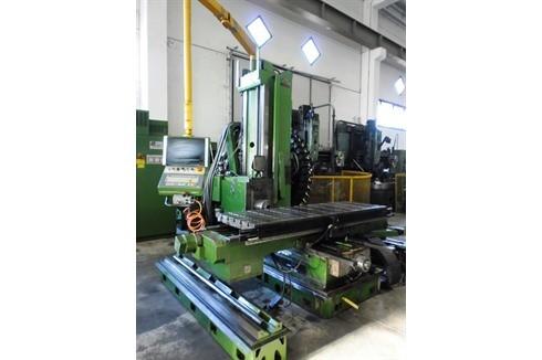 Bed Type Milling Machine - Vertical Secmu - C6 M ECS 2401 photo on Industry-Pilot