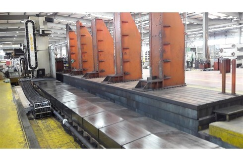 Bed Type Milling Machine - Vertical Lazzati - HB 5 M ICEM 402 photo on Industry-Pilot