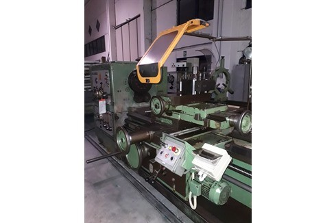 Screw-cutting lathe Merli - CLOVIS 50-4000 photo on Industry-Pilot