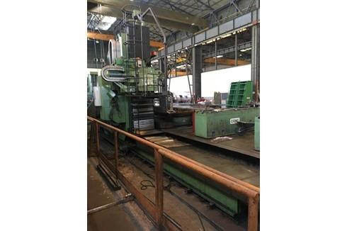Bed Type Milling Machine - Vertical Zayer - KFU 10000 TNC 355 photo on Industry-Pilot