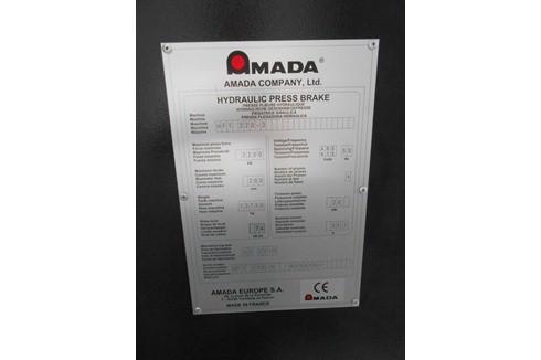 Press Brake hydraulic Amada - HFT 220-3 photo on Industry-Pilot