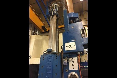 Vertical Turret Lathe - Single Column Berthiez - TFM 160 Werkzeugposition 12 photo on Industry-Pilot