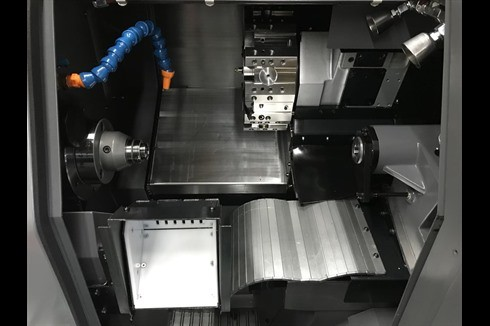 CNC Turning Machine Unknown Other - XL-100M Fanuc 0i-TD photo on Industry-Pilot