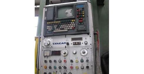 Floor-type horizontal boring machine Colgar - FRAL 70C16 photo on Industry-Pilot