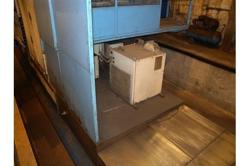 Floor-type horizontal boring machine Zayer - 30 KCU 10 000 AR photo on Industry-Pilot