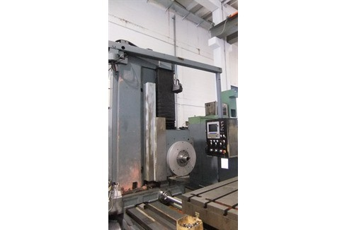 Floor-type horizontal boring machine Pegard - AF 11 SELCA 1200 photo on Industry-Pilot