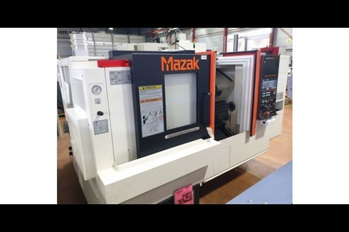 Mazak - Quick Turn Smart 250 photo on Industry-Pilot