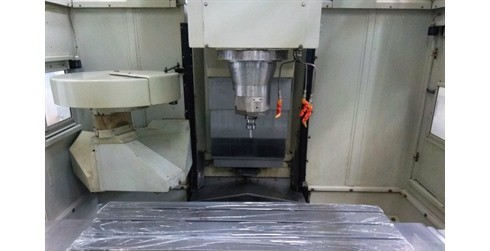Knee-and-Column Milling Machine - vert. Sigma - MISSION 5 photo on Industry-Pilot