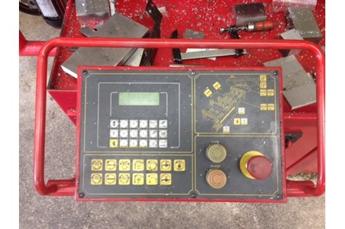 Automatic bandsaw machine - Horizontal Starrett - ST A240 photo on Industry-Pilot