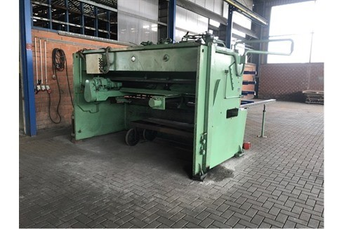 Press Brake hydraulic Scharringhausen - HTSS8/3100s photo on Industry-Pilot